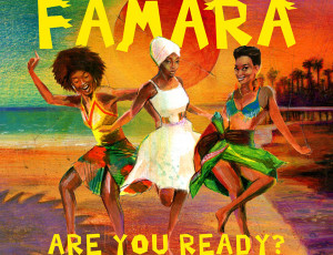 Here it is! A new song – the new single ARE YOU READY? (For the Goombay Dance) OUT NOW!