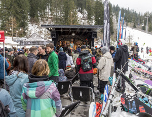09.04.2016 | CH-Laax, Base Station