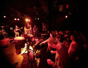 Kaserne, Basel 08.03.2014 (Record Release Show) – «Super Natural»